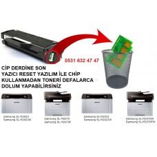 Samsung SL-M2070F, SL-M2070FW RESET SONSUZ
