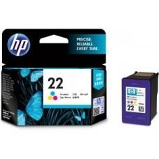 HP 22XL YÜKSEK KAPASİTELİ RENKLİ MÜREKKEP KARTUŞU