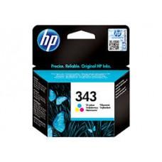 HP 343 RENKLİ MÜREKKEP KARTUŞU