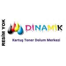 DYMO D1 Serisi Beyaz Etikete Kirmizi (45805) (19mmx7M)